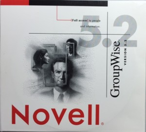 Novell GroupWise Installation Disks