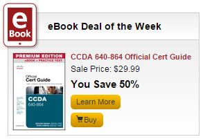 CiscoPress eBook Deal of the Week